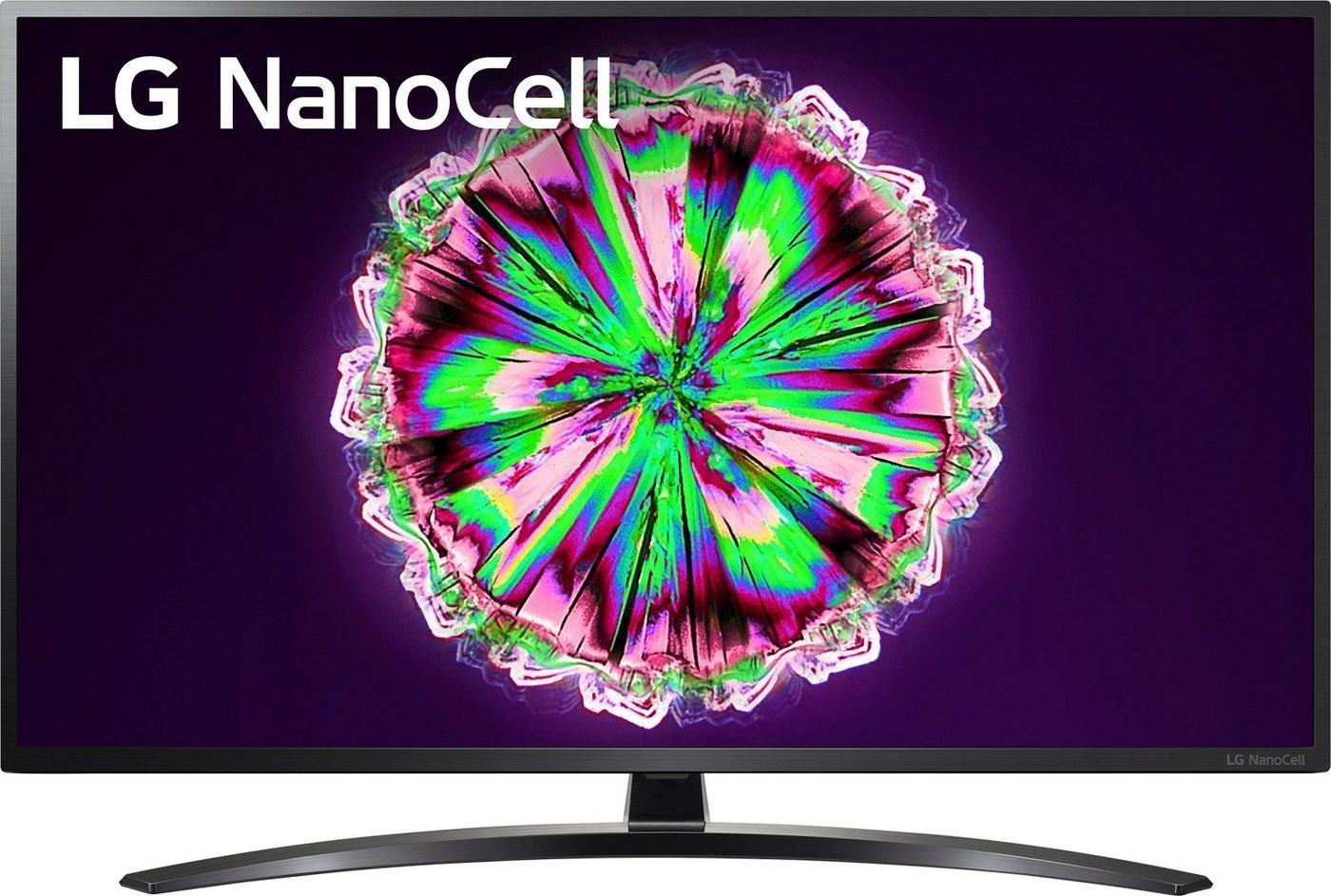 "TV LED 55"" - LG 55NANO796NE.AEU, UHD 4K, Nanocell IPS"
