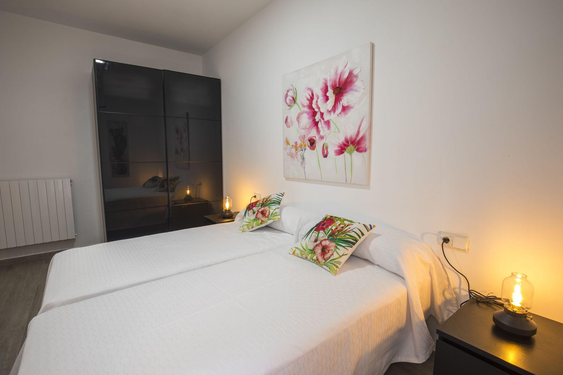 Alojamiento en apartamento turístico en Cáceres