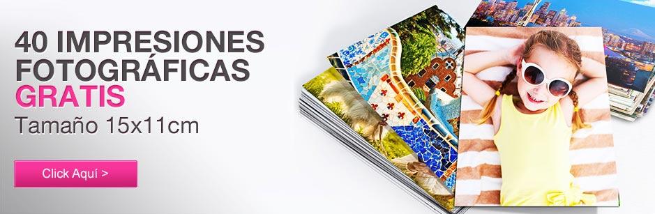 40 fotos + mini libro de fotos | solo pagas gastos de envio!!