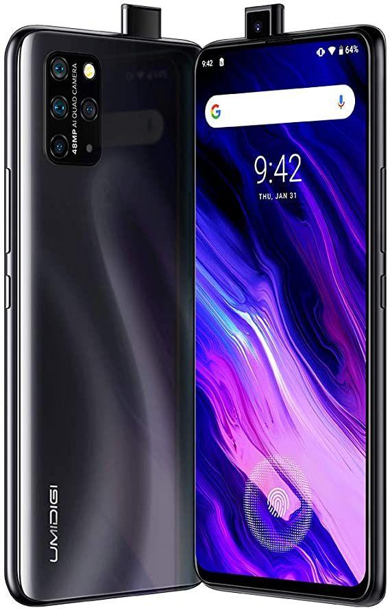 UMIDIGI S5 Pro 6|256GB GLOBAL desde HK