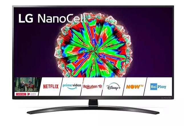 TV LG 65NANO796NE.AEU UHD 4K, Nanocell IPS, Smart TV