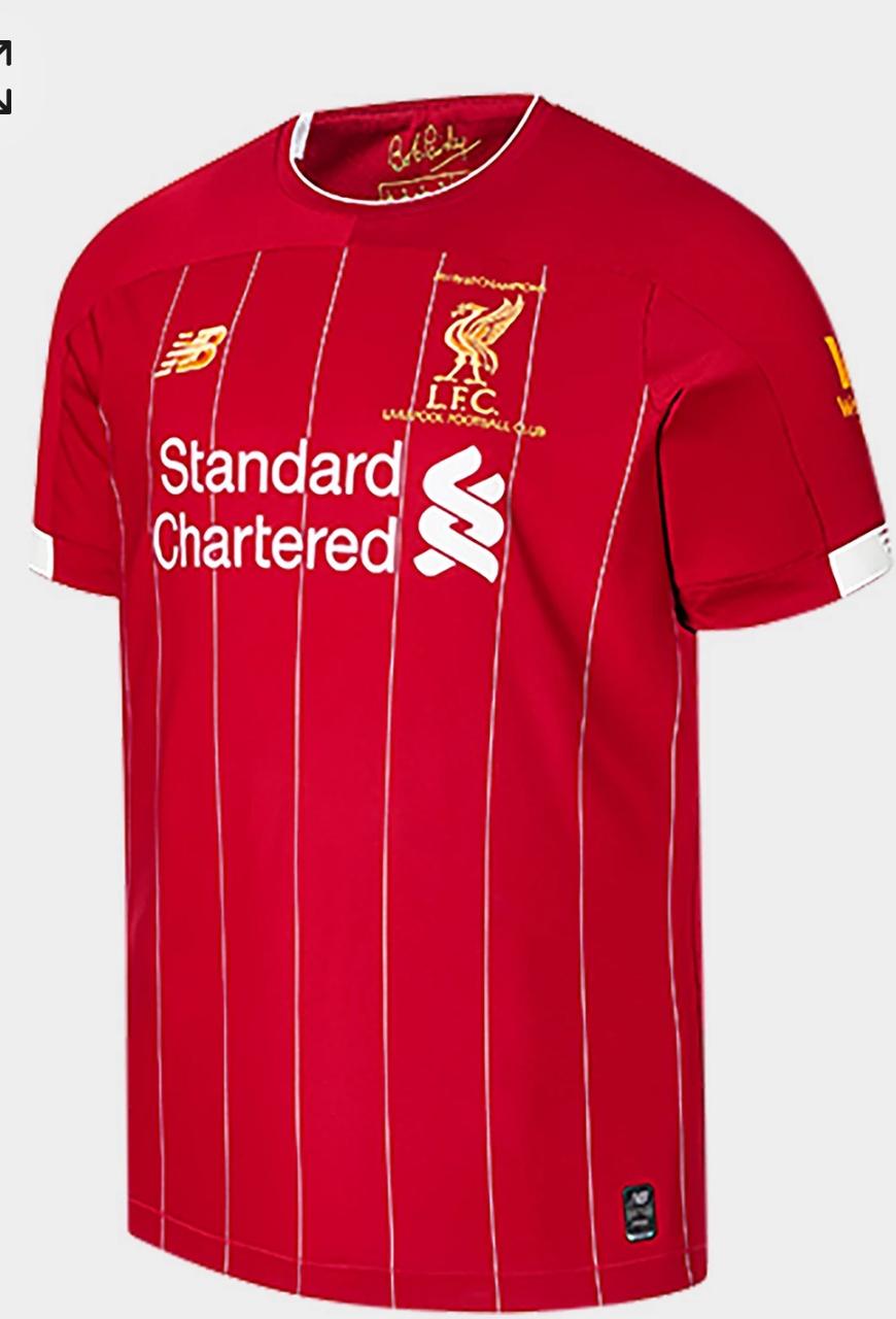 Camiseta Liverpool Champions 19/20 Talla L