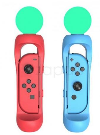 Adaptadores de Mandos Nintendo Switch