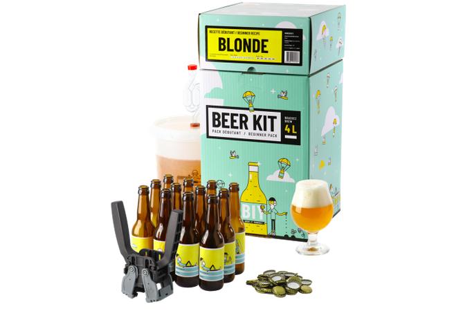 Hasta 40% en cervezas belgas, negras, ipas..