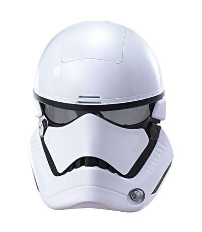 Star Wars - Máscara Electrónica Stormtrooper Episodio 8 - HASBRO