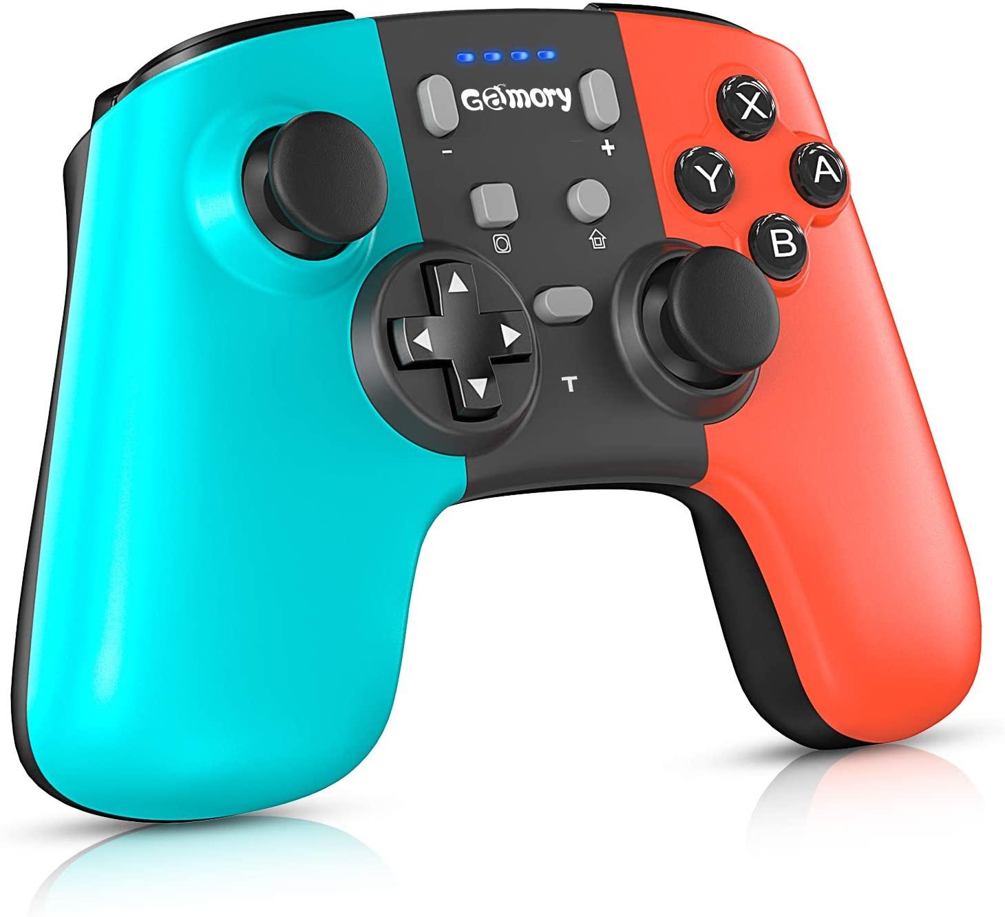 Mando para Nintendo Switch, Pro Controller,pc Inalambrico,Bluetooth ,turbo dual shock