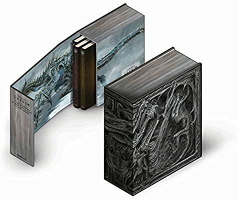 Skyrim - Librería de coleccionista