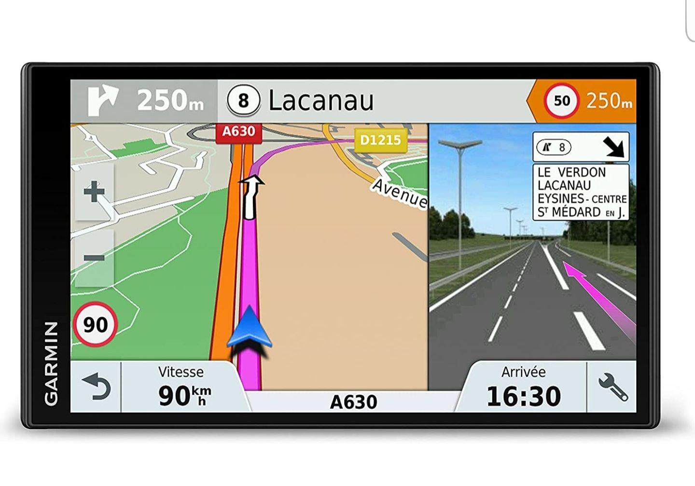 Garmin DriveSmart 61 Full EU LMT-S - Navegador GPS