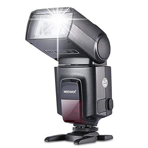 Flash Speedlite Neewer TT560 compatible con muchas marcas