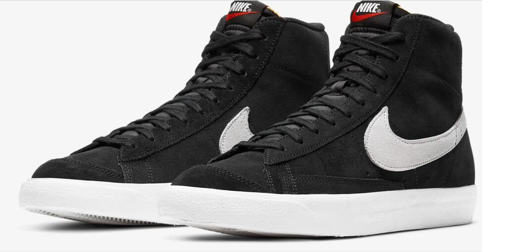 TALLAS 35.5 a 47.5 - Nike Blazer Mid '77 Suede, Zapatillas para Hombre