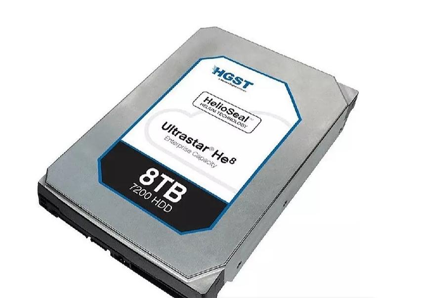 Disco duro 8 TB - Hitachi 0F23268 / ULTRASTAR
