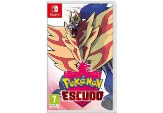 Nintendo Switch Pokémon Espada 21 € / Escudo 26 € (Enlace en despcripción)
