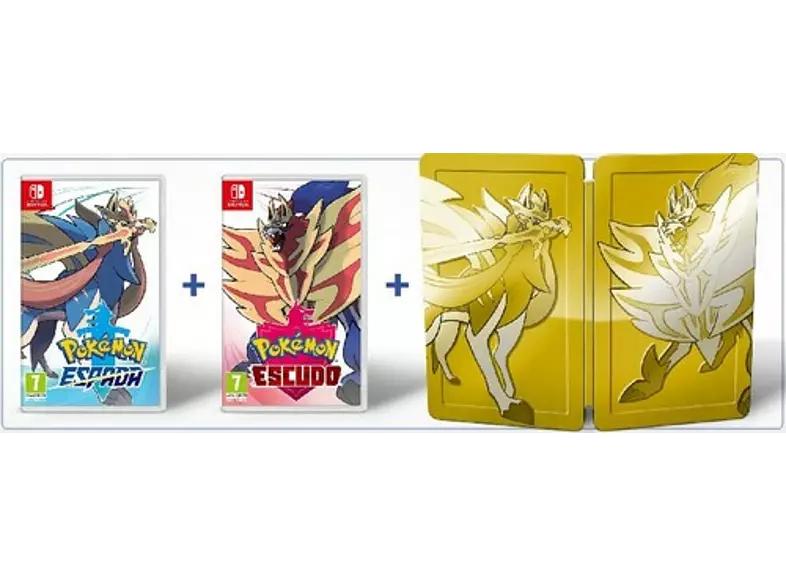 Pokemon escudo y espada edición limitada
