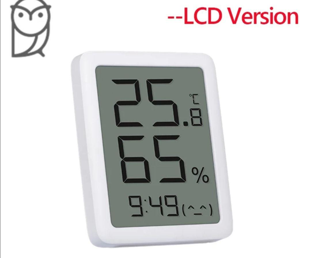 Termómetro con pantalla LCD Miaomiaoce