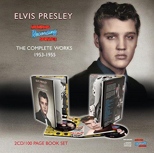 Elvis: Memphis recording service, the complete works 1953-1955