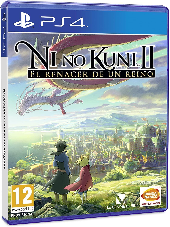 PS4 Ni No Kuni II: El Renacer de un Reino