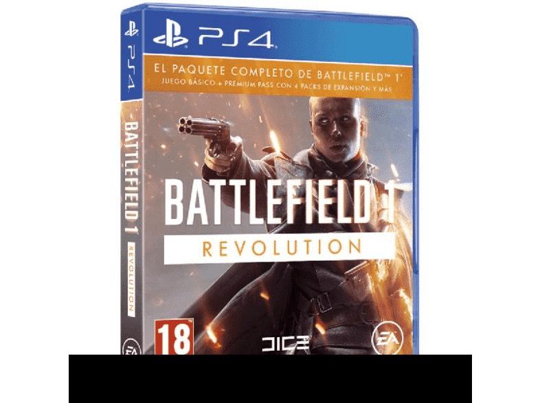 PS4 Battlefield 1: Revolution