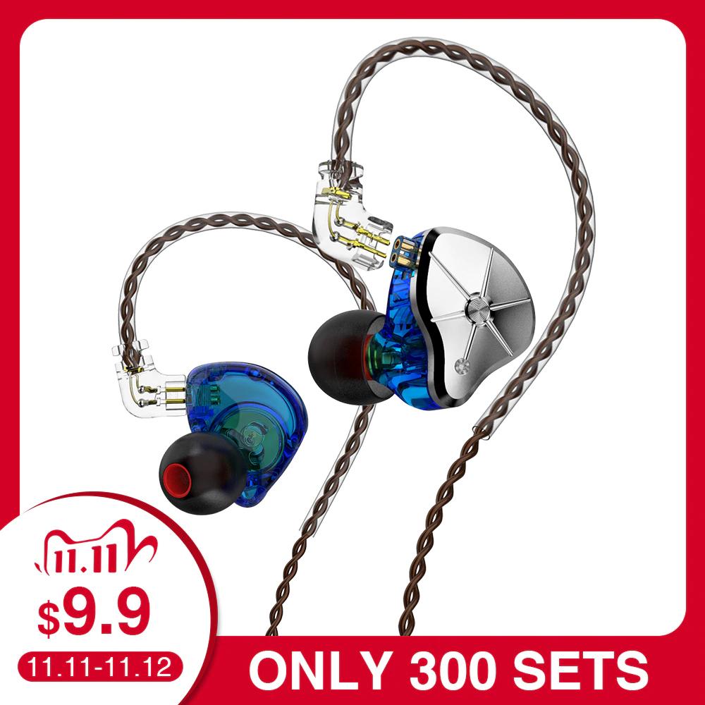 Auriculares híbridos TRN STM (cupón YA disponible para el 11/11 - solo 300 unidades)