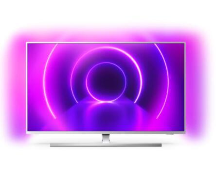 Philips 43PUS8555/12 UHD 4K con Inteligencia Artificial, Ambilight 3, Android TV