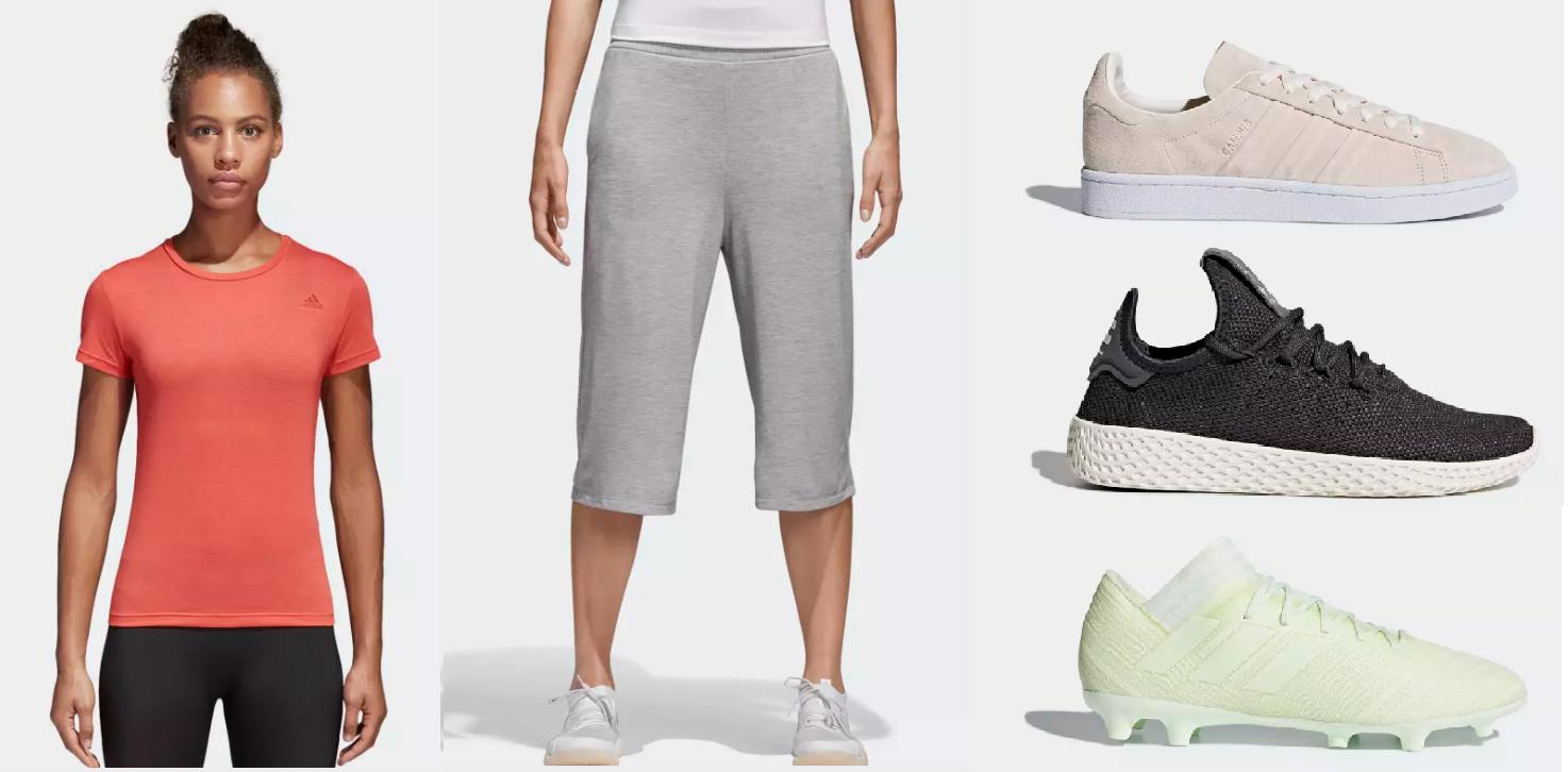 50%+20% EXTRA en +24 productos Adidas