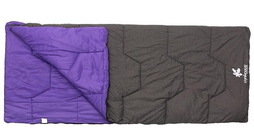 Saco de dormir Kounga Naiguata 10ºC