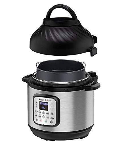 Minimo historico Instant Pot + freidora sin aceite + Slow cooker(envio gratis con amazon premium)