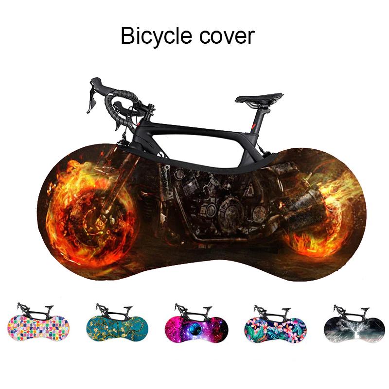 Funda protectora para bicicleta antipolvo, a prueba de arañazos