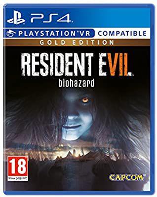Resident Evil 7 Gold Edition *Mínimo histórico*