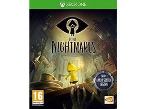 Little Nightmares Edición Especial - Xbox One