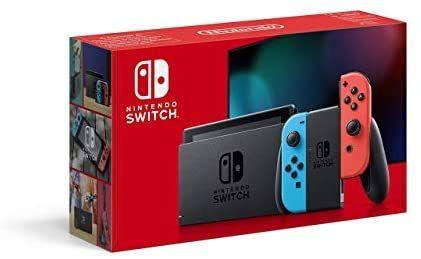 Nintendo Switch por 292€