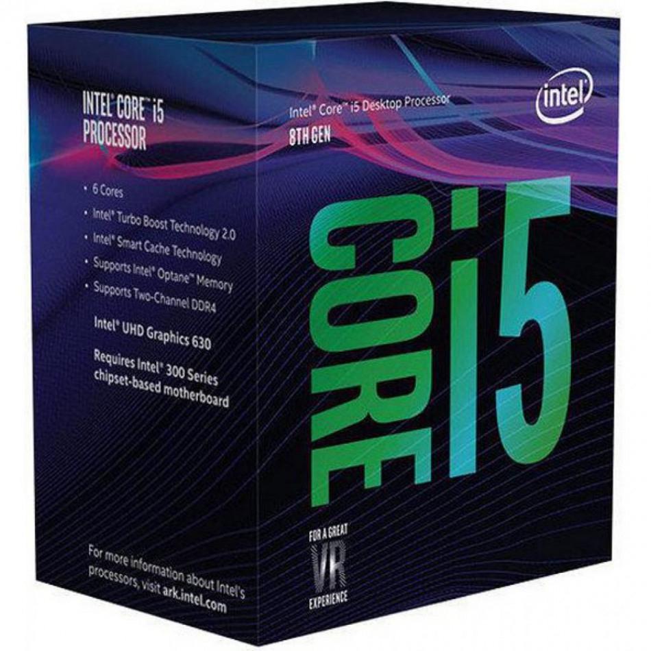 Intel core i5 8600K