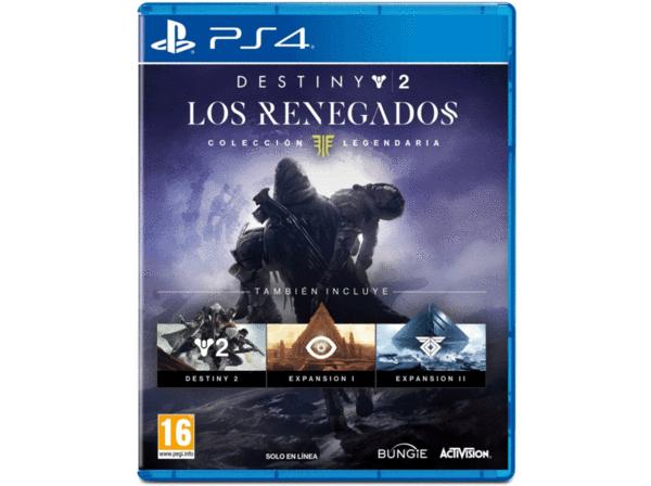 PS4 Destiny 2: Los Renegados (COLECCIÓN LEGENDARIA)