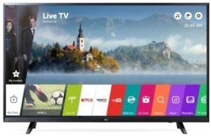 "TV LG  43"" IPS 4K SmartTV"