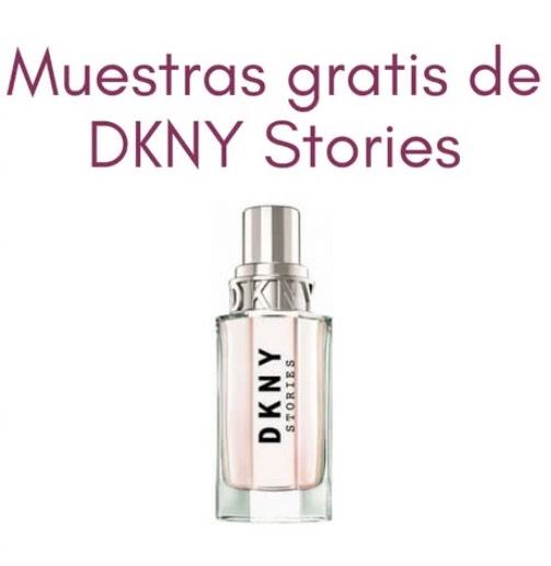 Muestra gratis perfume Dkny Stories