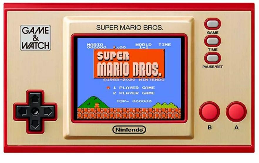 Game & Watch: Super Mario Bros 49'99