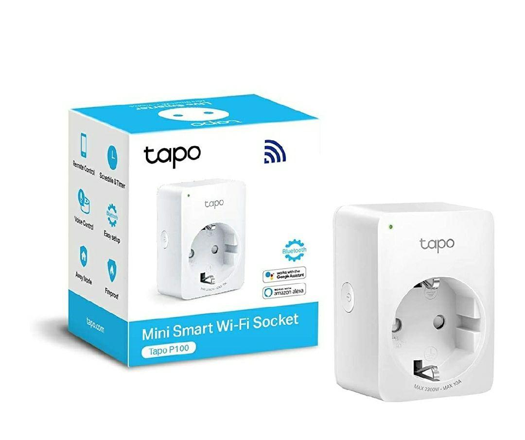 TP-Link Tapo P100 - WiFi Enchufe Inteligente