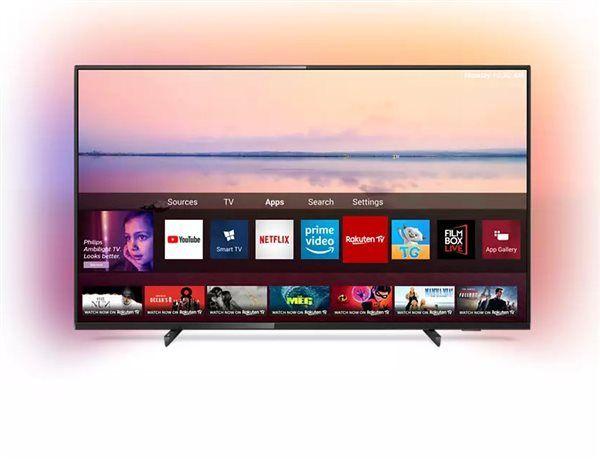 "Philips 65PUS6704/12 - Televisor SmartTV LED 4k UHD de 65"""