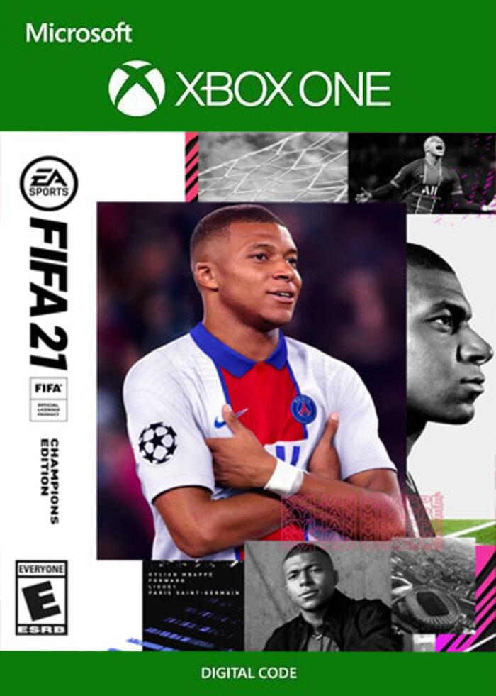 FIFA 21 Champions Edition (Xbox One) Xbox Live Key GLOBAL