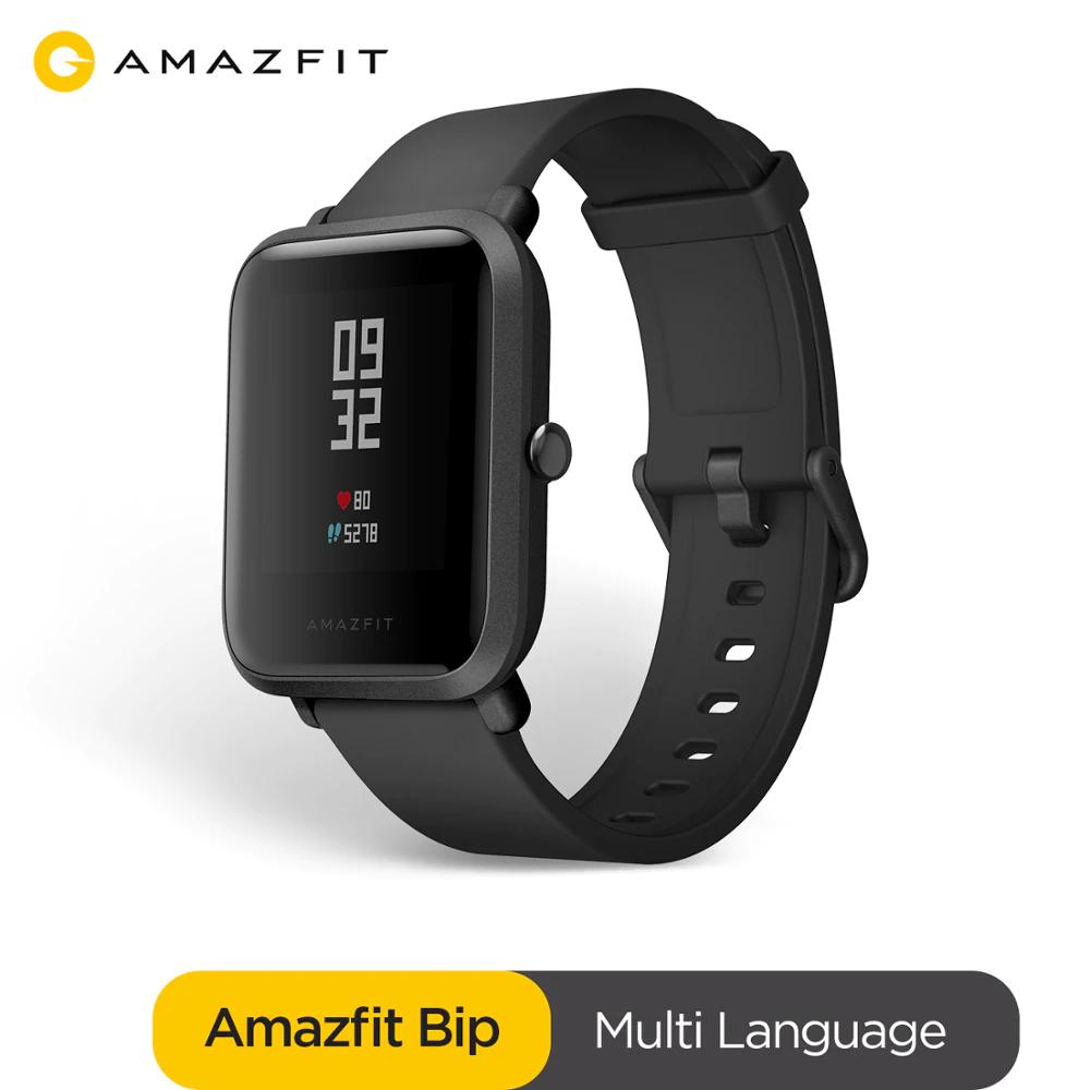 Amazfit Bip versión con GPS
