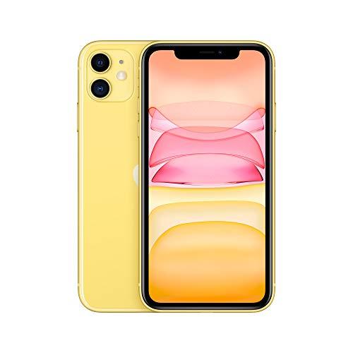iPhone 11 Amarillo 64GB desde Amazon por 587€ / Blanco por 595€
