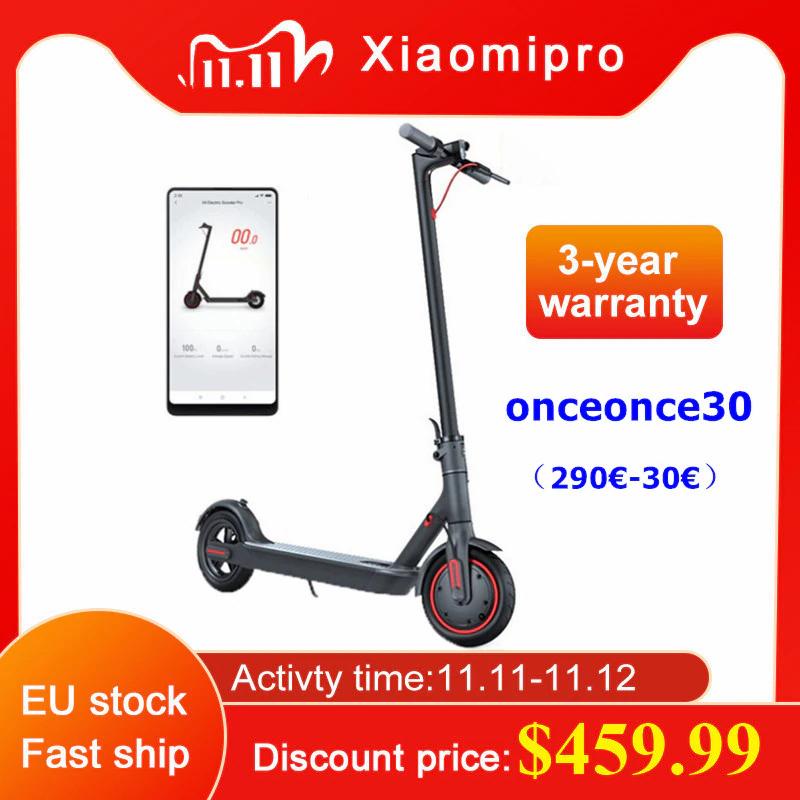 Xiaomi Electric Scooter Pro [Envío desde España]