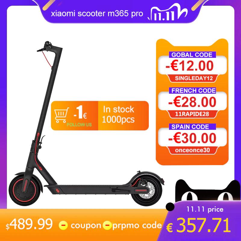PLAZA - Patinete Eléctrico Xiaomi M365 Pro a muy buen precio