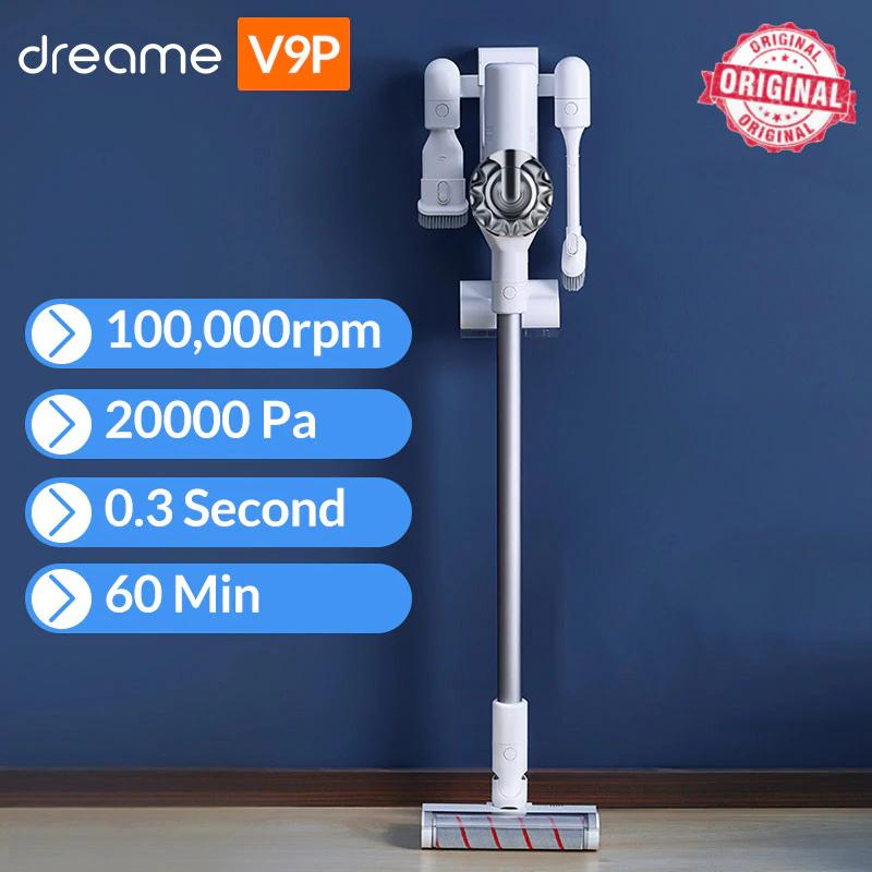 Dreame V9P desde Francia por 105€ (desde APP, desde web 107€)