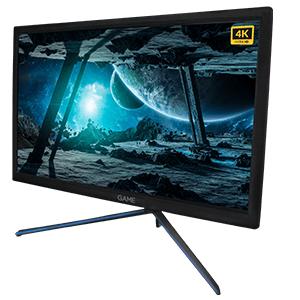 Monitor 24'' VA UHD 4K 60HZ con altavoces GAME