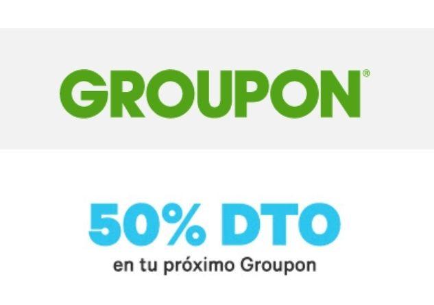 50% GROUPON
