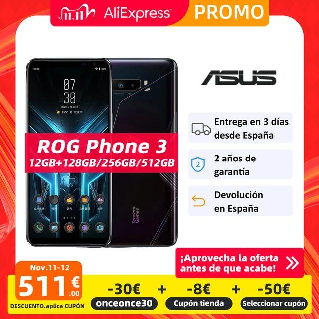 Asus Rog Phone 3 Desde España