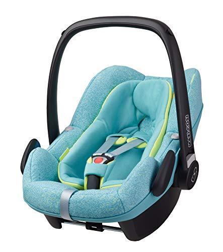 Maxi-Cosi 79809541 Pebble - Silla de coche (grupo 0+, 0-13 kg), multicolor