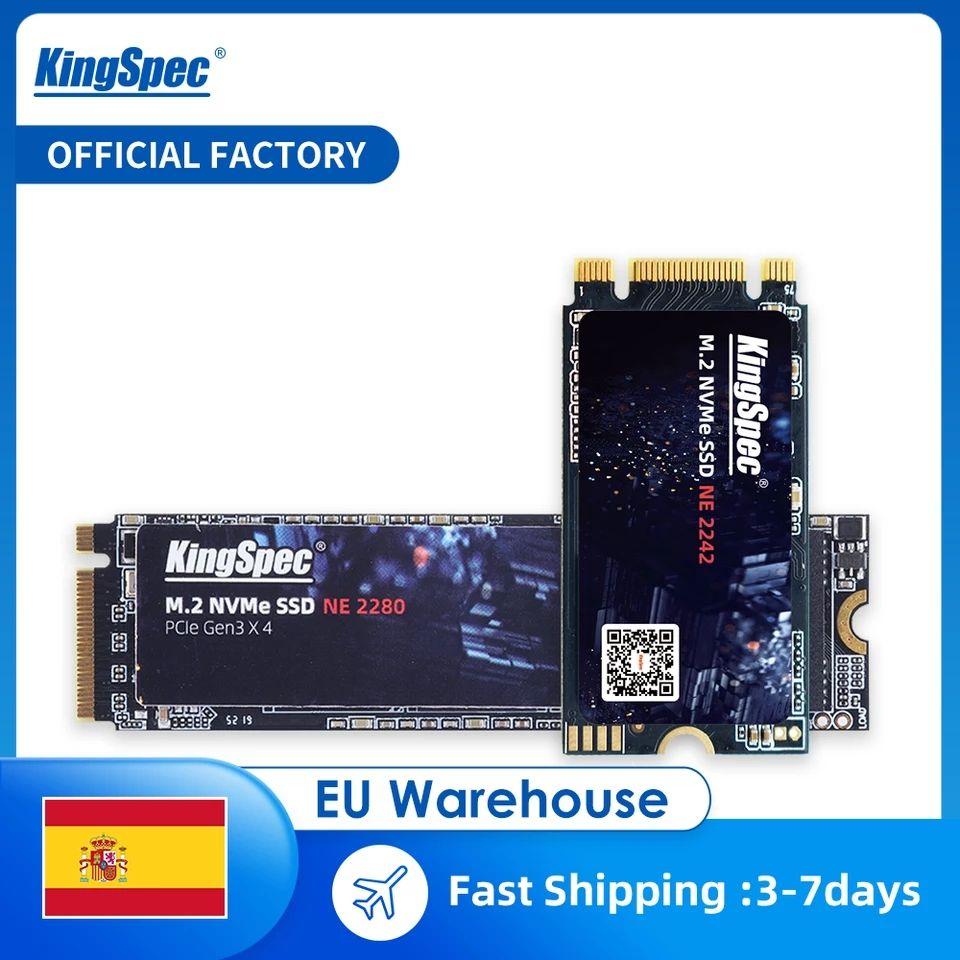 SSD kingspec 120 gb desde España