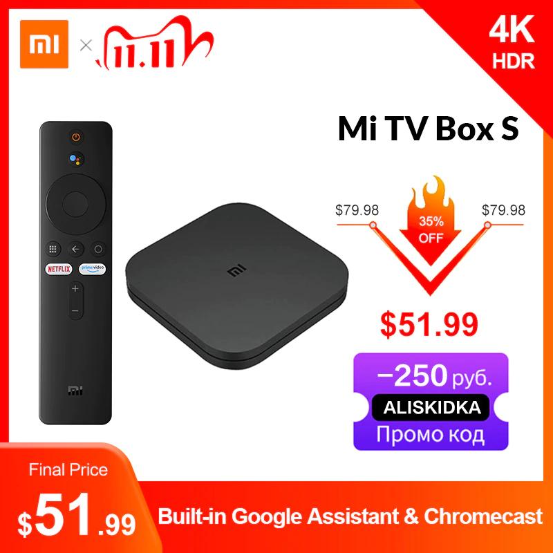 TV Mi S 4K Ultra HD Android TV 9,0 HDR 2G 8G - Desde España