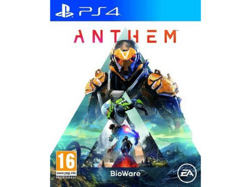 Anthem PS4 a 6.90 + 1,99 de gastos de envío.